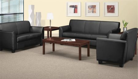 Basyx VL870 Series Reception Seating - Arizona Office Furniture