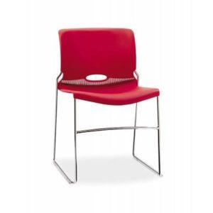 HON H4041 - HON High Density Olson Stacker Chair 4 Chairs Per Ca