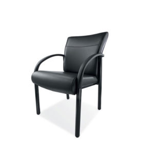 La Z Boy Gratzi LF12A black leather