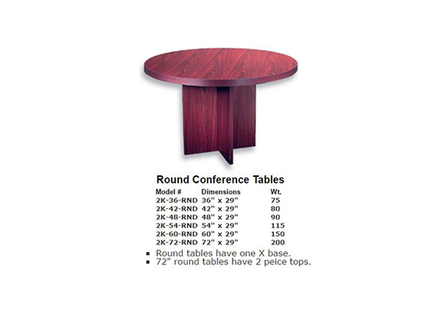 K Conference Tables Arizona Office Furniture - 36 round conference table