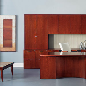 OFS-Praxis-Wall-Unit-Executive-Desk