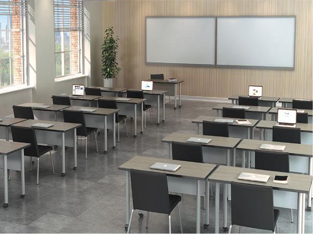 maverick desk education