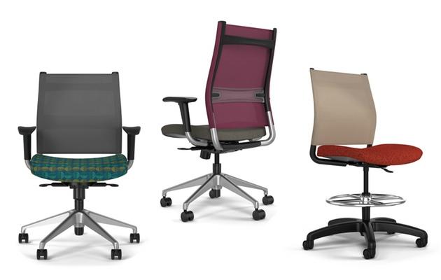 SIT ON IT WIT MESH OPTIONS 2  sc 1 st  Arizona Office Liquidators & Sit On It Wit Mesh Task Chair - Arizona Office Furniture