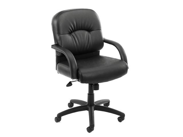 B7406 Boss Mid Back Chair