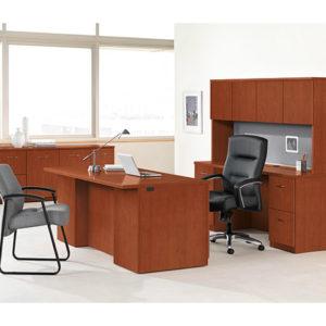 Park Ave Veneer desk