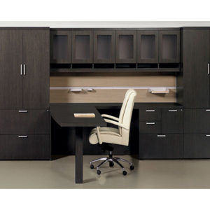 Impulse Desk Wall Unit