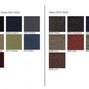 Office Master BC44 Fabric options