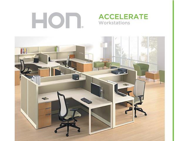 Accelerate Work Stations Arizona Office Furniture