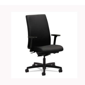 HON Ignition black fabric chair