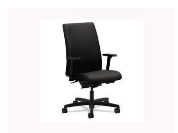 HON Ignition black fabric chair
