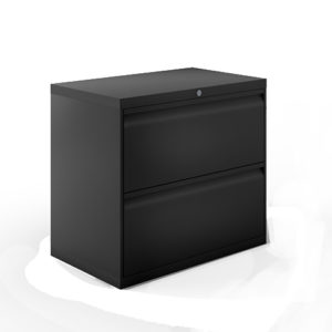 Knoll 2 drawer 36 inch lateral file