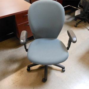 gotcha gray fabic chair