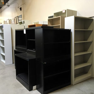 used book cases metal 2 shelf