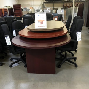 Used Office Desks And Board Room Tables Phoenix AZ Office - 6 foot oval conference table
