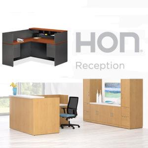 hon reception desks main image