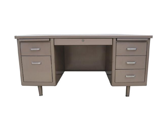 Used Hon Metal Desk Ayresmarcus