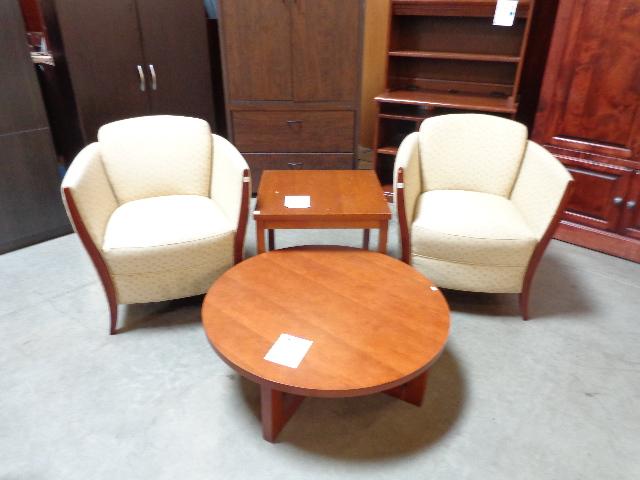 Elegant Lobby Chairs