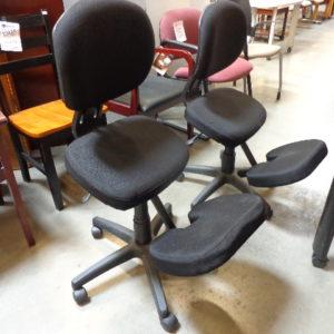 Used Ergonomic Kneeling Task Chair