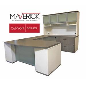 maverick-canyon-desk-tenino-gray-and-white-dest-set