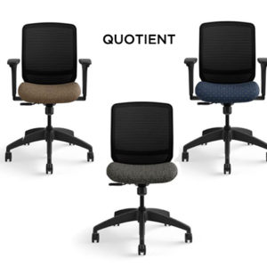 Hon Quotient Task Chair Various Color Options Grade