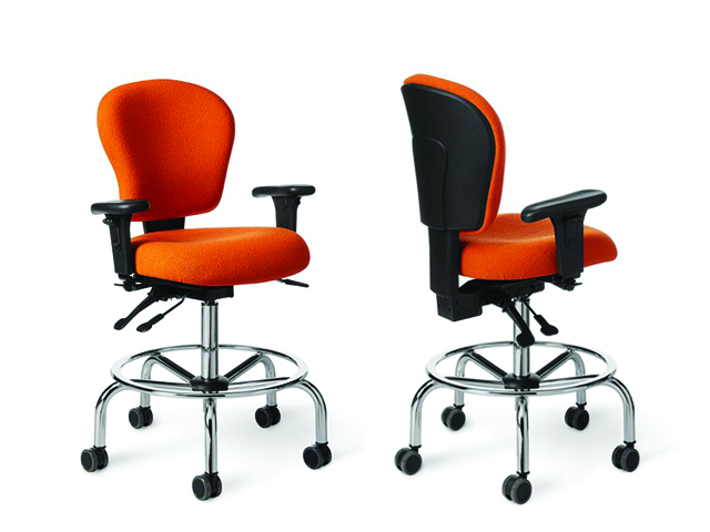 Office Master Cls53 Stool Arizona Office Furniture