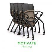 hon motivate nesting chair