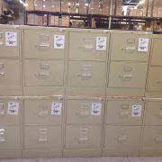 Hon 2 drawer vertical file