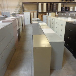 various lateral files
