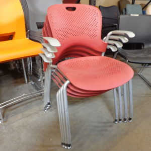 Herman Miller caper chair