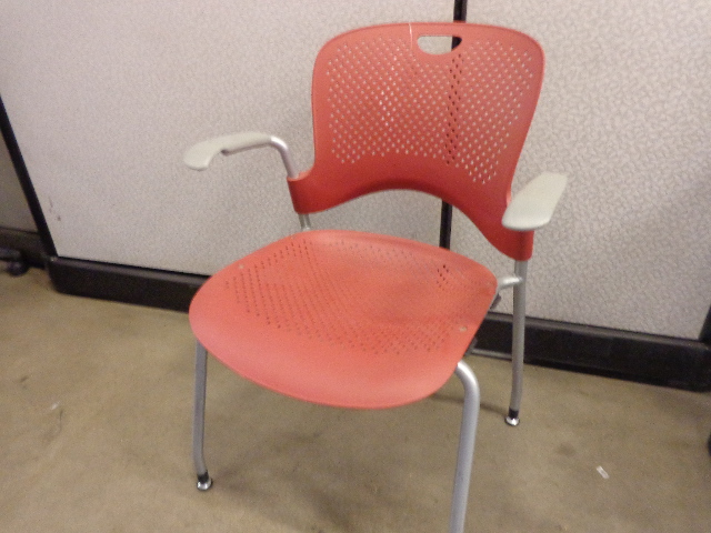 Used Herman Miller Caper Stack Chair Arizona Office Furniture