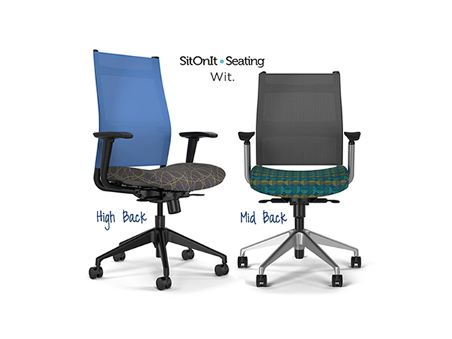 sit on it wit mesh task chair arizona office furniture. Black Bedroom Furniture Sets. Home Design Ideas
