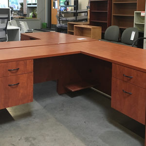 used-2k-l-desk-cherry-blem