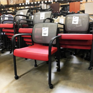 used-hon-side-chairs-red-vinyl