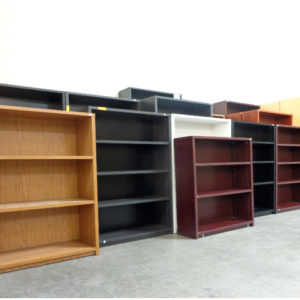 used-laminate-book-cases-various-sizes
