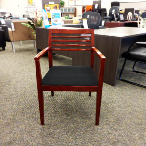 used-barrymore-slat-back-chairs
