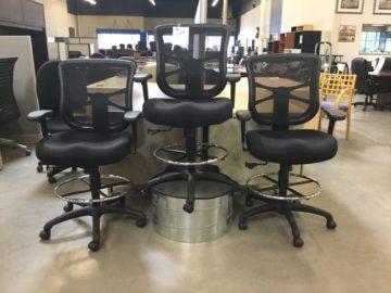 used alera elusion stools
