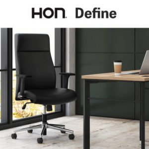 HON Define Executive Chair