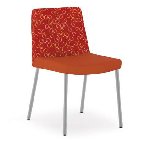 HON Flock Seating Casual Guest Chair