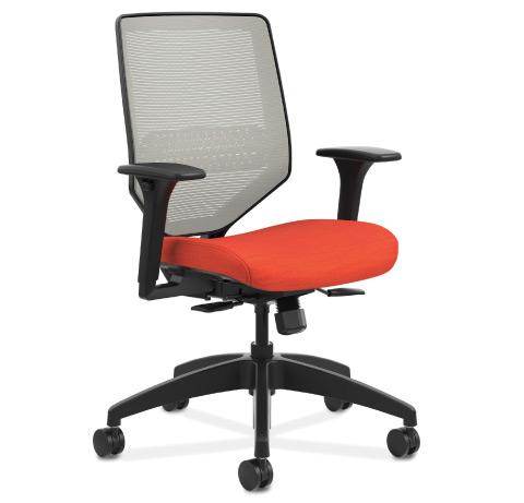 HON Solve Task Chair Mesh Back