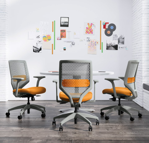 HON Solve Task Chairs & Stools 1