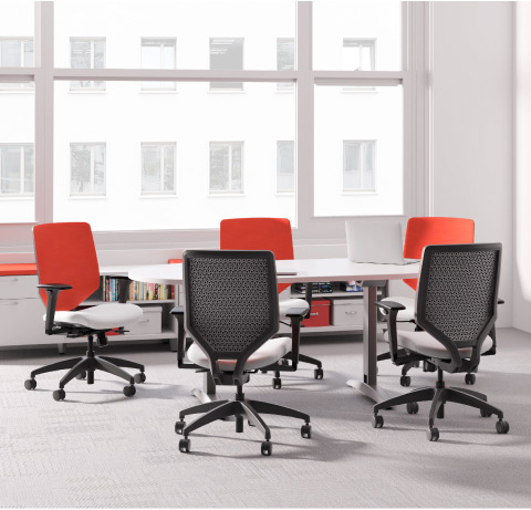 HON Solve Task Chairs & Stools 2