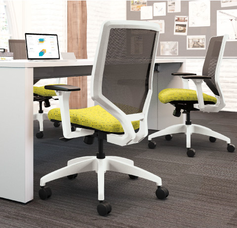 HON Solve Task Chairs & Stools 4