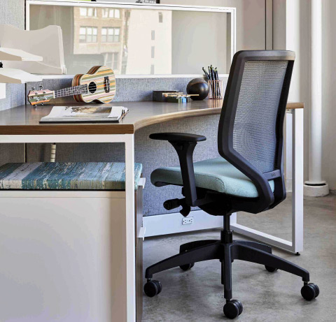 HON Solve Task Chairs & Stools 5