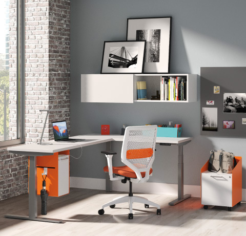 HON Solve Task Chairs & Stools 6