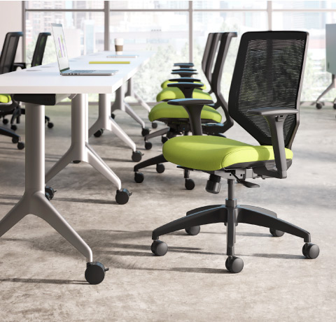 HON Solve Task Chairs & Stools 7