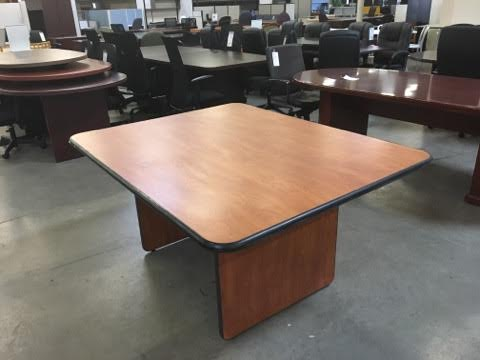 Used X Rectangle Conference Table Arizona Office Furniture - 4 foot conference table