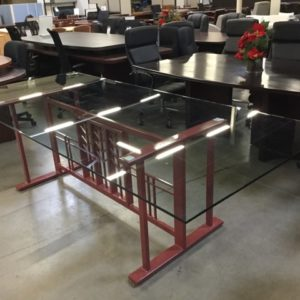 glass table 2