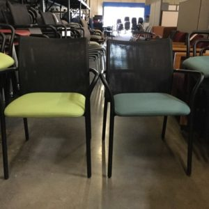 steelcase-stack-chairs-lime-teal