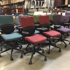steelcase turnstone task chairs colors