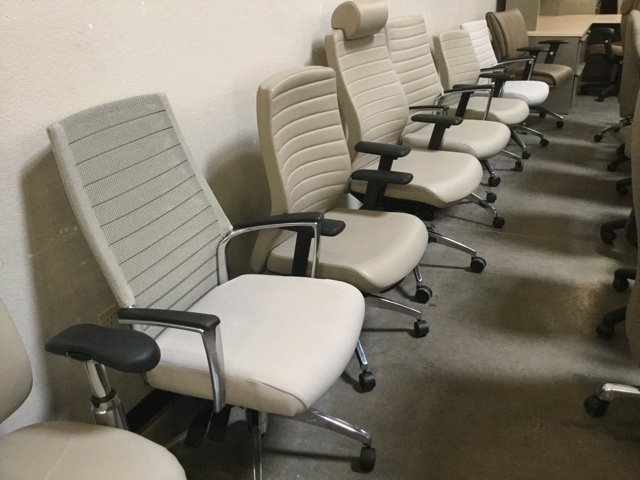 Global office chairs